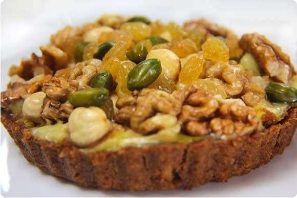 Nuts tartlets