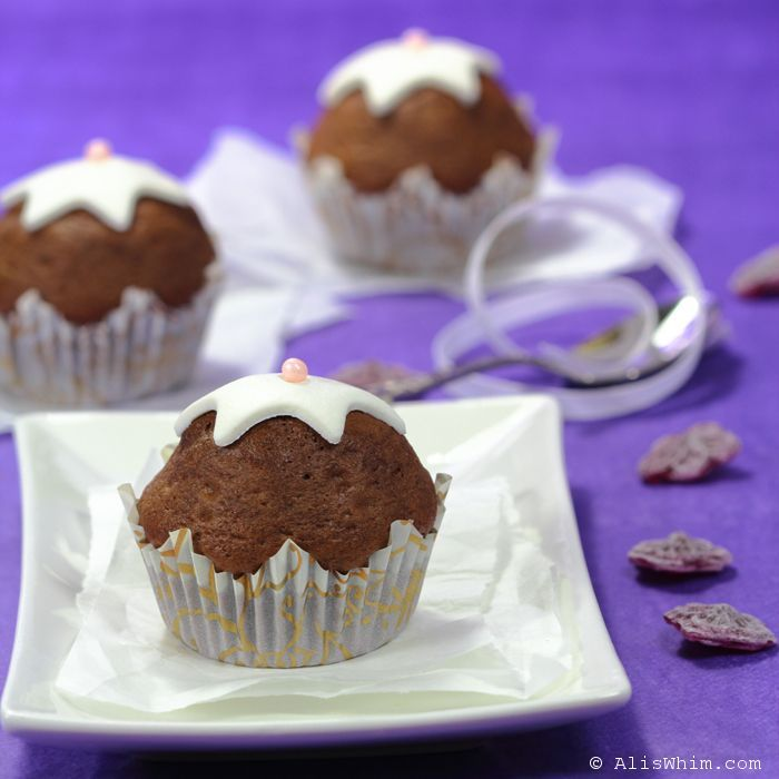 muffins Alis Whim cocoa kirsch